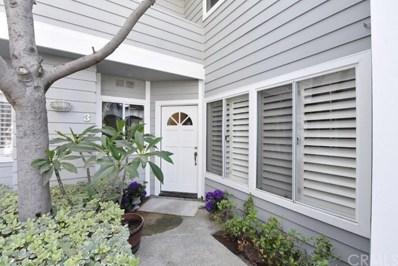 3 Brittany UNIT 3, Newport Beach, CA 92660 - MLS#: PW17168865