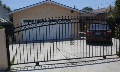 814 W Poplar Street, Compton, CA 90220 - MLS#: PW17169778