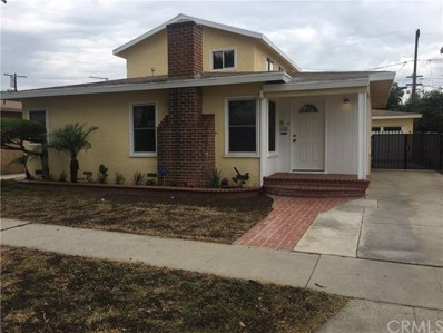 1124 S Castlegate Avenue, Compton, CA 90221 - MLS#: PW17171691