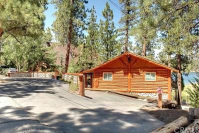721 Cove Drive, Big Bear, CA 92315 - MLS#: PW17172605