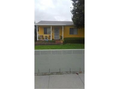16709 S Harris Avenue, Compton, CA 90221 - MLS#: PW17172877