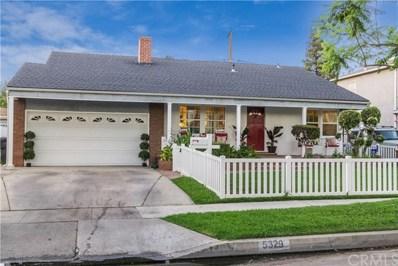 5329 E Coralite Street, Long Beach, CA 90808 - MLS#: PW17177528