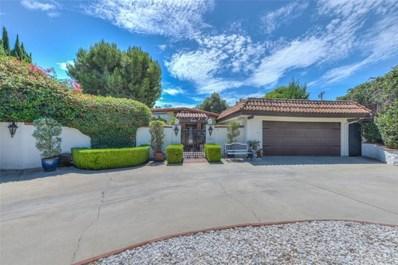 1261 Citrus Drive, La Habra, CA 90631 - MLS#: PW17177990