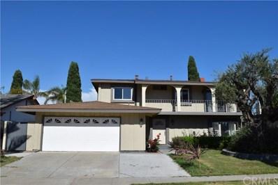 3705 Ramona Drive, Santa Ana, CA 92707 - MLS#: PW17179415