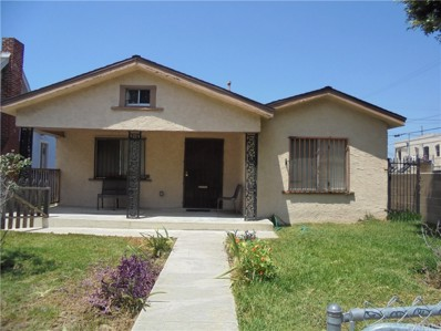 5417 4TH Ave, Los Angeles, CA 90043 - MLS#: PW17180038