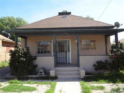 749 N G Street, San Bernardino, CA 92410 - MLS#: PW17181226