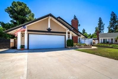 200 N Paseo Picaro, Anaheim Hills, CA 92807 - MLS#: PW17182140