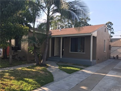 247 E Neece Street, Long Beach, CA 90805 - MLS#: PW17182365