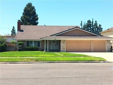 619 S Broder Street, Anaheim, CA 92804 - MLS#: PW17184249