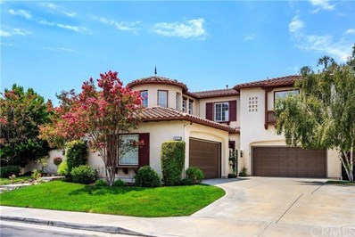 8212 E Bailey Way, Anaheim Hills, CA 92808 - MLS#: PW17184578
