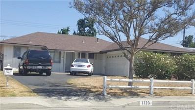 1123 E Alvarado Street, Pomona, CA 91767 - MLS#: PW17186850