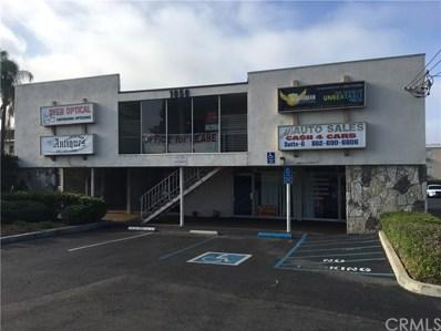 1050 E Whittier Boulevard, La Habra, CA 90631 - MLS#: PW17186924