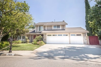 1124 Daisy Circle, Corona, CA 92882 - MLS#: PW17188628