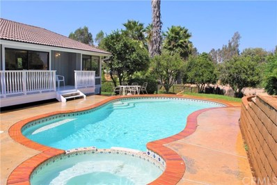 10571 Orchard View Lane, Riverside, CA 92503 - MLS#: PW17189779