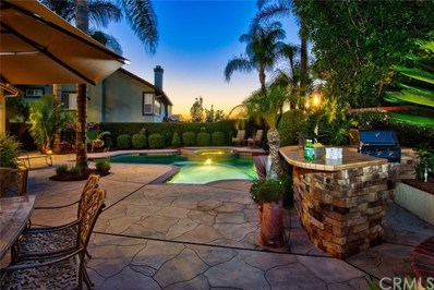 20365 Via Las Villas, Yorba Linda, CA 92887 - MLS#: PW17191117