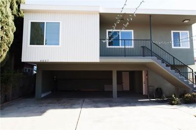 4037 Garden Avenue, Los Feliz, CA 90039 - MLS#: PW17191274