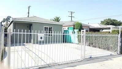 932 W Cedar Street, Compton, CA 90220 - MLS#: PW17192241