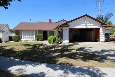 1533 W Laster Avenue, Anaheim, CA 92802 - MLS#: PW17192475
