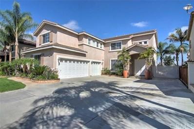 495 Rembrandt Drive, Corona, CA 92882 - MLS#: PW17192548