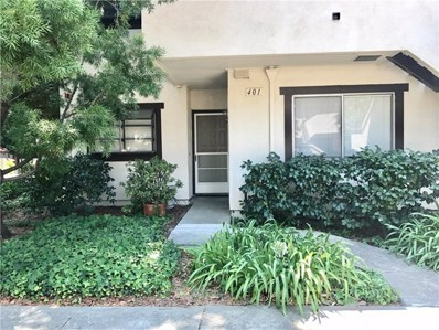 1400 Bowe Avenue UNIT 401, Santa Clara, CA 95051 - MLS#: PW17193434