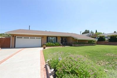 2248 N Derek Drive, Fullerton, CA 92831 - MLS#: PW17194601