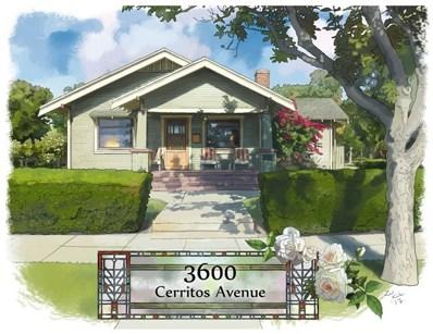 3600 Cerritos Avenue, Long Beach, CA 90807 - MLS#: PW17194684
