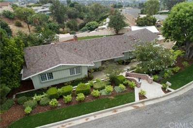 1800 Edgecliff Drive, Fullerton, CA 92831 - MLS#: PW17196669