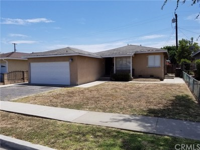 2114 W 158th Street, Compton, CA 90220 - MLS#: PW17196696