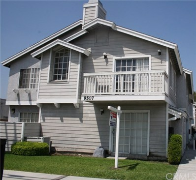 9507 Flower Street UNIT 201, Bellflower, CA 90706 - MLS#: PW17196961