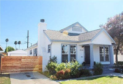 2036 W 41st Drive, Los Angeles, CA 90062 - MLS#: PW17198427