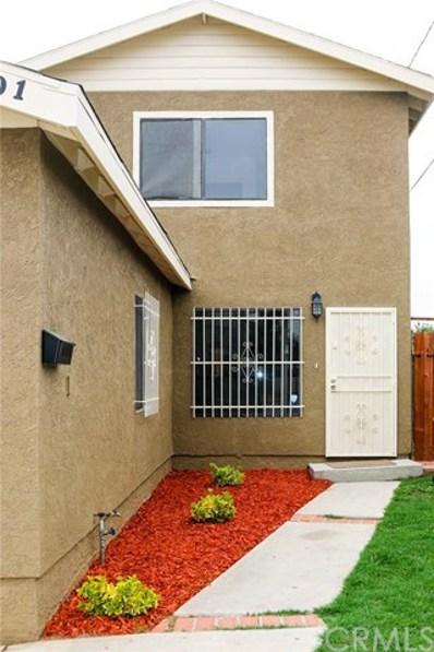 11101 Van Buren Avenue, Los Angeles, CA 90044 - MLS#: PW17199068