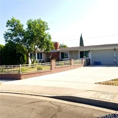 544 S Lexington Place, Anaheim, CA 92805 - MLS#: PW17200194