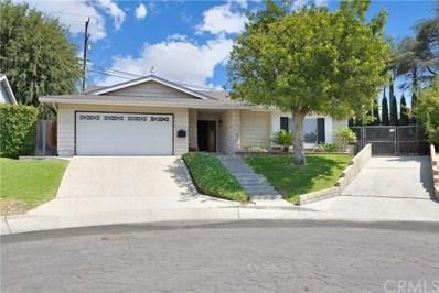 908 N Valley View Place, Fullerton, CA 92833 - MLS#: PW17200277