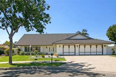 1760 N Silverwood Street, Orange, CA 92865 - MLS#: PW17200329