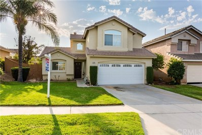 2506 S Buena Vista Avenue, Corona, CA 92882 - MLS#: PW17201007