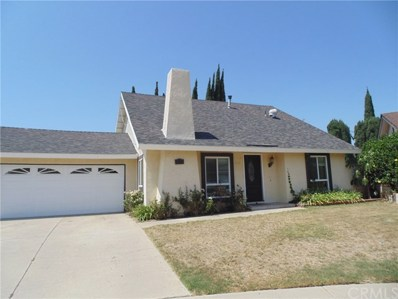 580 N Espanita Street, Orange, CA 92869 - MLS#: PW17201190