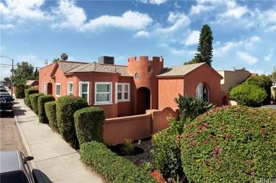 360 E Norton Street, Long Beach, CA 90805 - MLS#: PW17201261