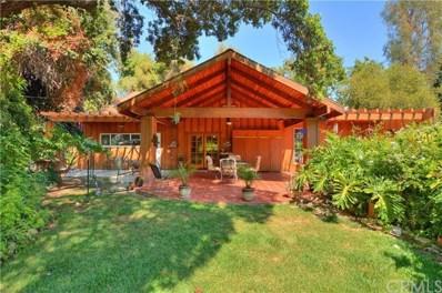 8225 Via Escondida Avenue, Whittier, CA 90605 - MLS#: PW17203264