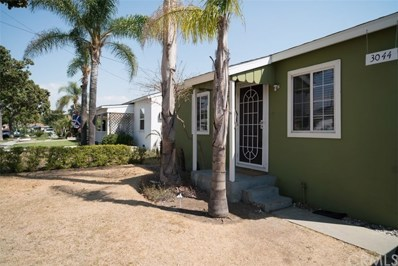 3044 E Sawyer Street, Long Beach, CA 90805 - MLS#: PW17203710
