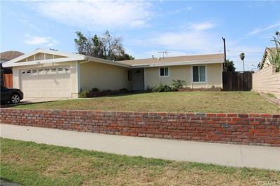 3476 Briarvale Street, Corona, CA 92879 - MLS#: PW17204270
