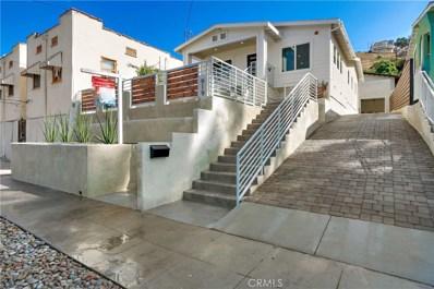 919 Isabel Street, Los Angeles, CA 90065 - MLS#: PW17204788