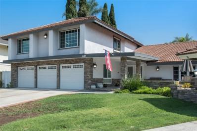 491 Kiolstad Drive, Placentia, CA 92870 - MLS#: PW17207539