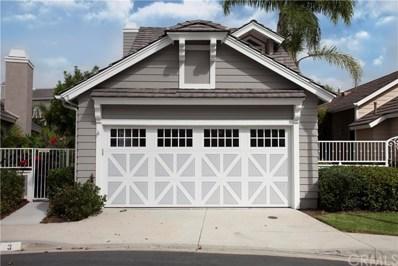 3 Bawley Street, Laguna Niguel, CA 92677 - MLS#: PW17208545