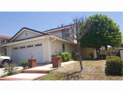21580 Via Pepita, Yorba Linda, CA 92886 - MLS#: PW17208811