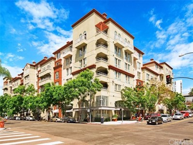 1501 Front Street UNIT 604, San Diego, CA 92101 - MLS#: PW17210861