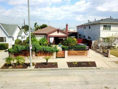 1543 W 85th Street, Los Angeles, CA 90047 - MLS#: PW17211627