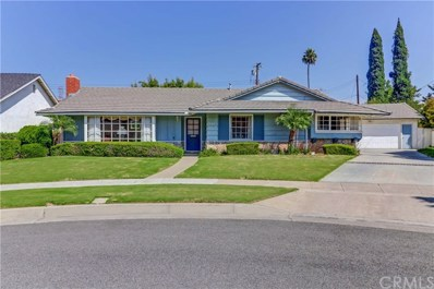 1245 E Carleton Avenue, Orange, CA 92867 - MLS#: PW17211968