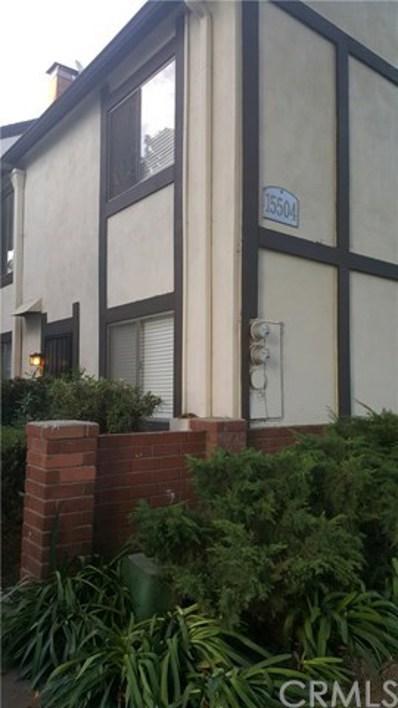 15504 Williams Street UNIT F (A30), Tustin, CA 92780 - MLS#: PW17212356