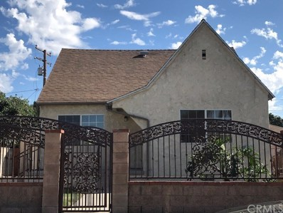 1112 E Marcelle Street, Compton, CA 90221 - MLS#: PW17212701