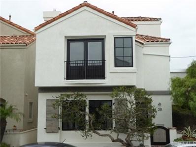 20 58th Place, Long Beach, CA 90803 - MLS#: PW17214282